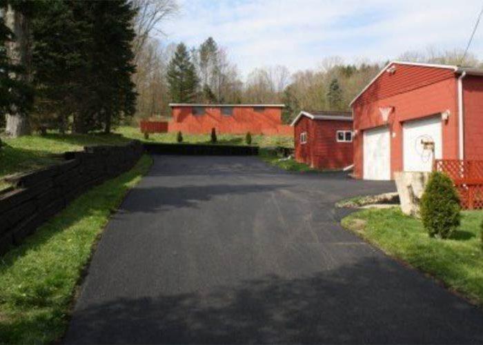 Blacktop Driveway 4